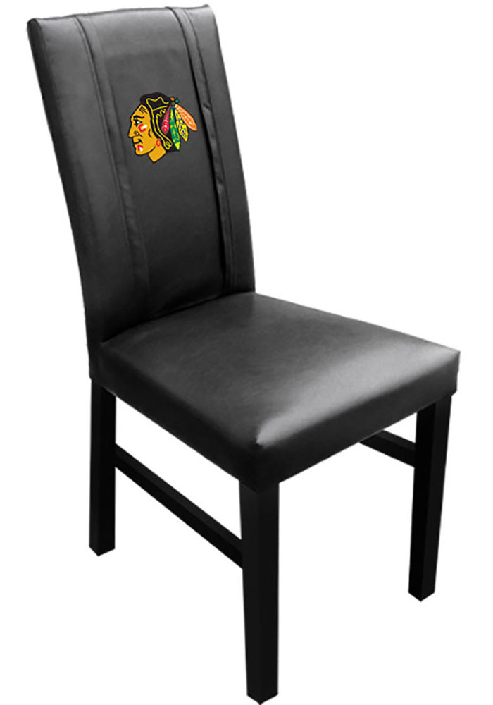 Chicago Blackhawks Side Chair 2000 Desk Chair - Image 1