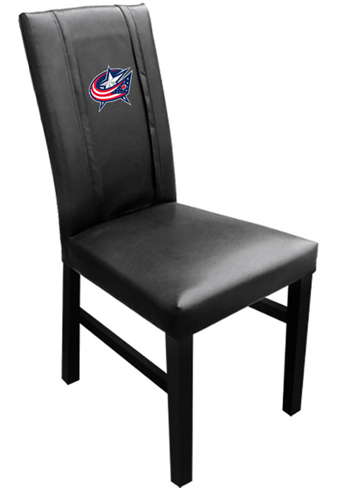 Columbus Blue Jackets Side Chair 2000 Desk Chair - Image 1