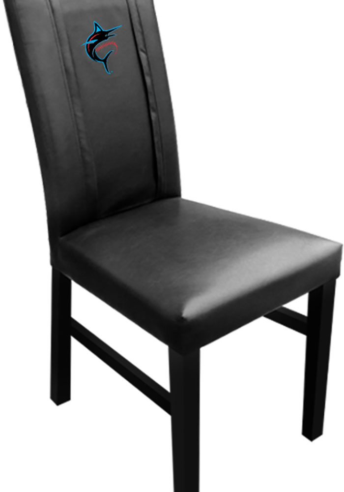 Miami Marlins Side Chair 2000 Desk Chair - Image 1