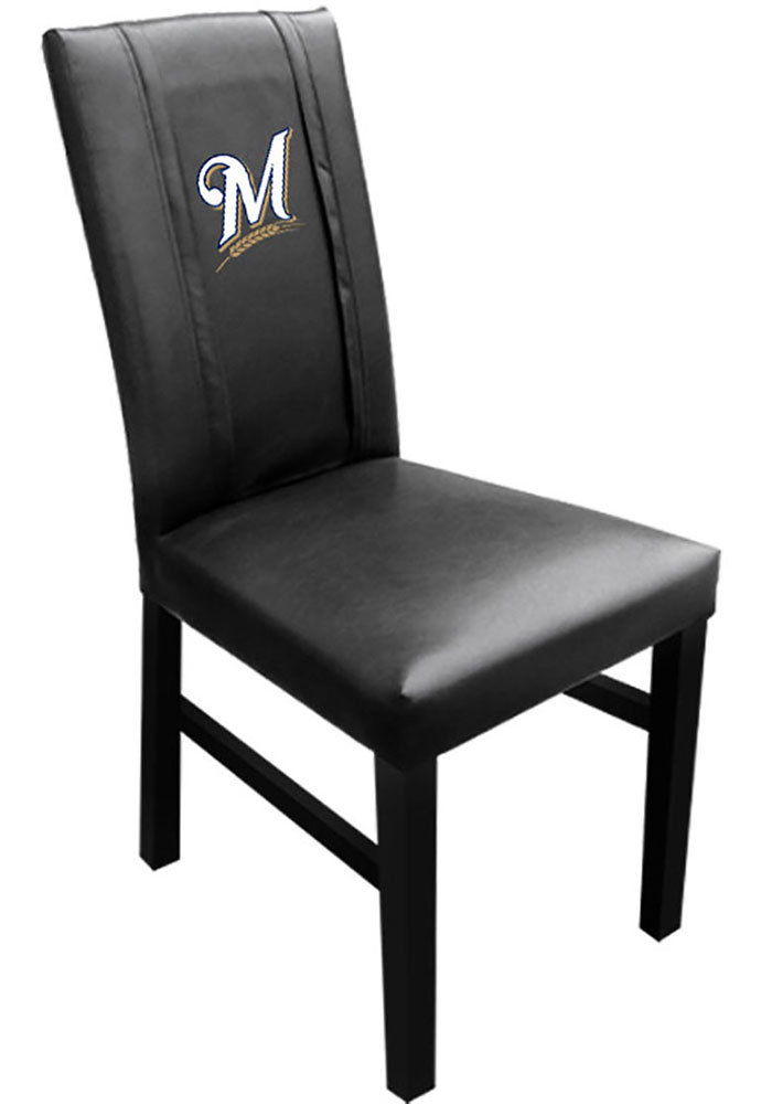 Milwaukee Brewers Side Chair 2000 Desk Chair - Image 1