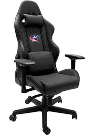 Columbus Blue Jackets Xpression Black Gaming Chair