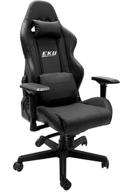 Eastern Kentucky Colonels Xpression Black Gaming Chair
