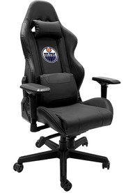 Edmonton Oilers Xpression Black Gaming Chair