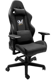 Milwaukee Brewers Xpression Black Gaming Chair