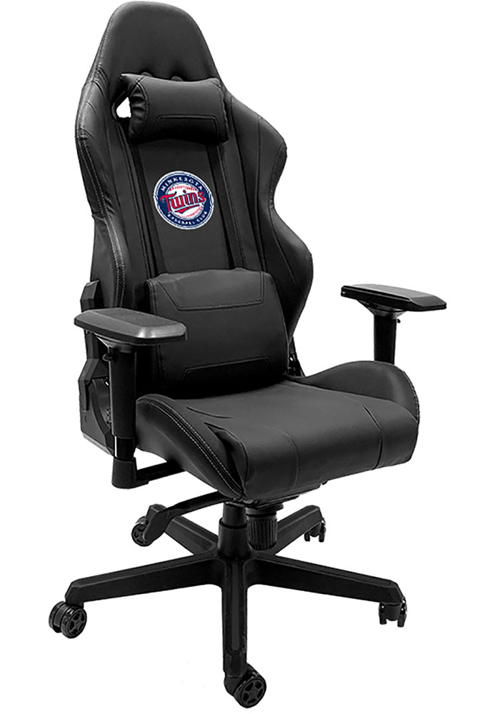 Minnesota Twins Xpression Black Gaming Chair - Image 1