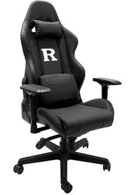 Rutgers Scarlet Knights Xpression Black Gaming Chair