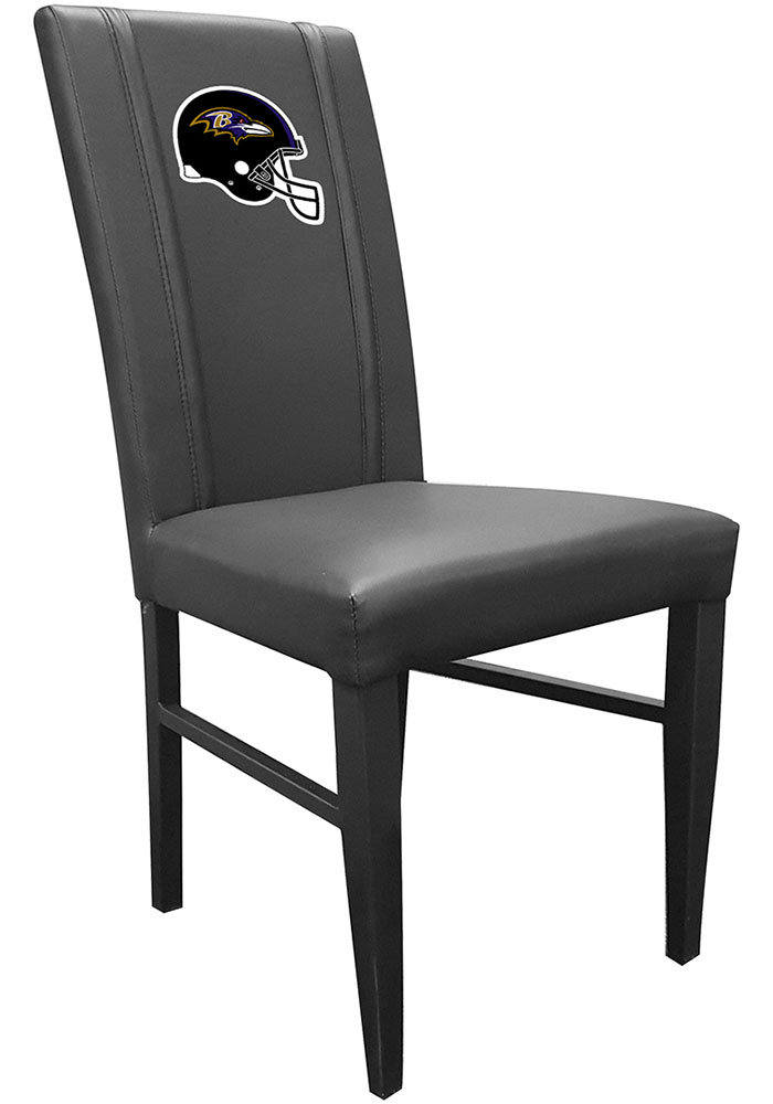 Baltimore Ravens Side Chair 2000 Desk Chair - Image 1
