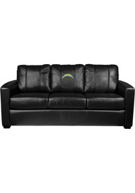 Los Angeles Chargers Faux Leather Sofa