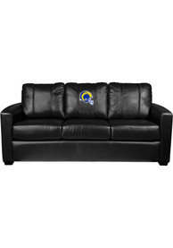 Los Angeles Rams Faux Leather Sofa