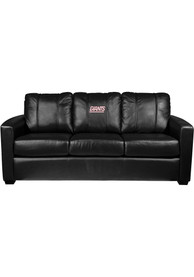 New York Giants Faux Leather Sofa
