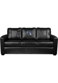 Seattle Seahawks Faux Leather Sofa