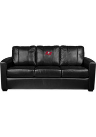 Tampa Bay Buccaneers Faux Leather Sofa