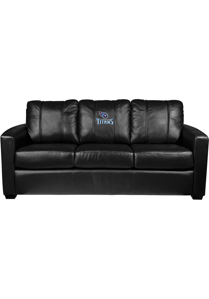 Tennessee Titans Faux Leather Sofa - Image 1