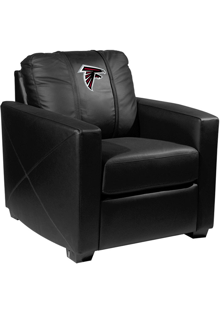 Atlanta Falcons Faux Leather Club Desk Chair - Image 1