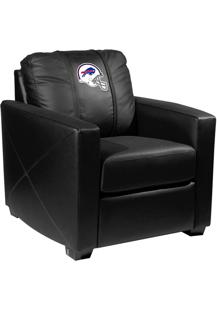 Buffalo Bills Faux Leather Club Desk Chair - Image 1