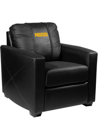 Green Bay Packers Faux Leather Club Desk Chair