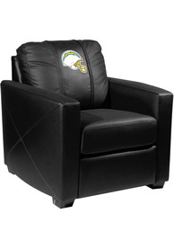 Los Angeles Chargers Faux Leather Club Desk Chair