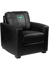 New York Jets Faux Leather Club Desk Chair
