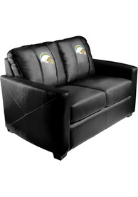 Los Angeles Chargers Faux Leather Love Seat