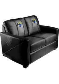 Los Angeles Rams Faux Leather Love Seat