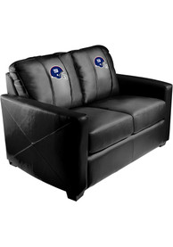New York Giants Faux Leather Love Seat