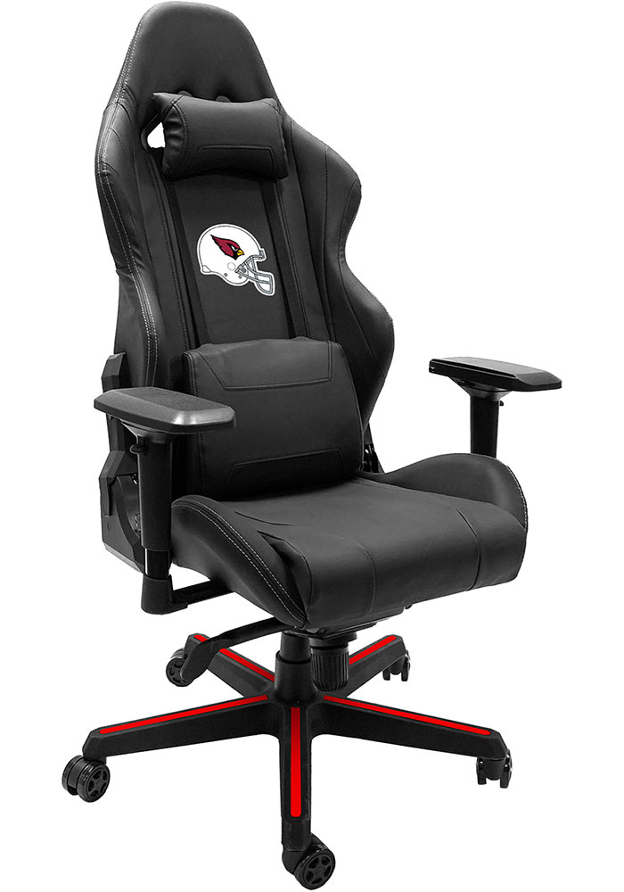 Arizona Cardinals Xpression Red Gaming Chair - Image 1