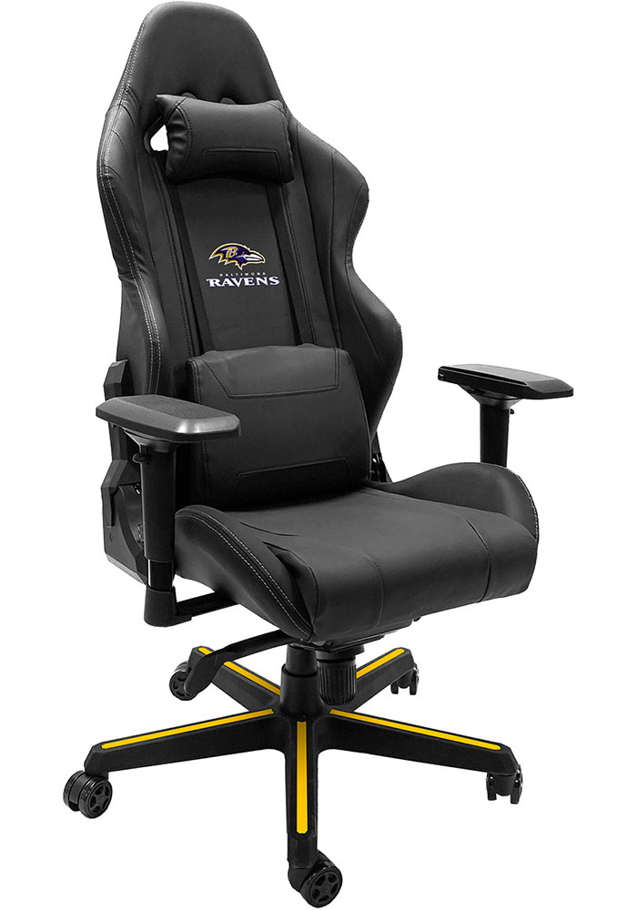 Baltimore Ravens Xpression Purple Gaming Chair - Image 1