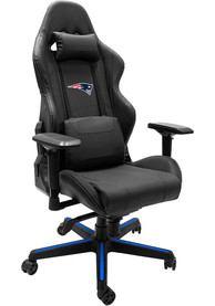 New England Patriots Xpression Blue Gaming Chair