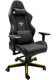 New Orleans Saints Xpression Black Gaming Chair