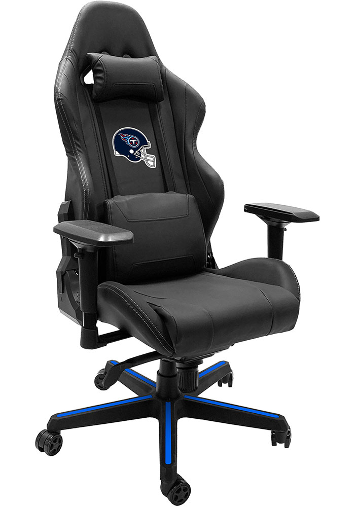 Tennessee Titans Xpression Blue Gaming Chair - Image 1