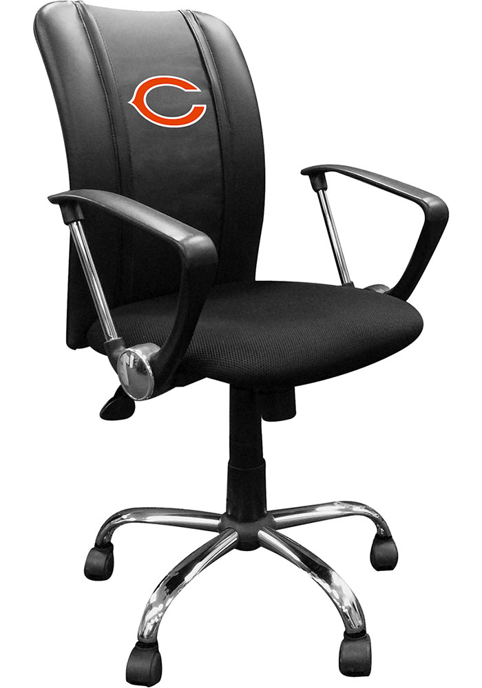 Chicago Bears Curve Desk Chair - Image 1