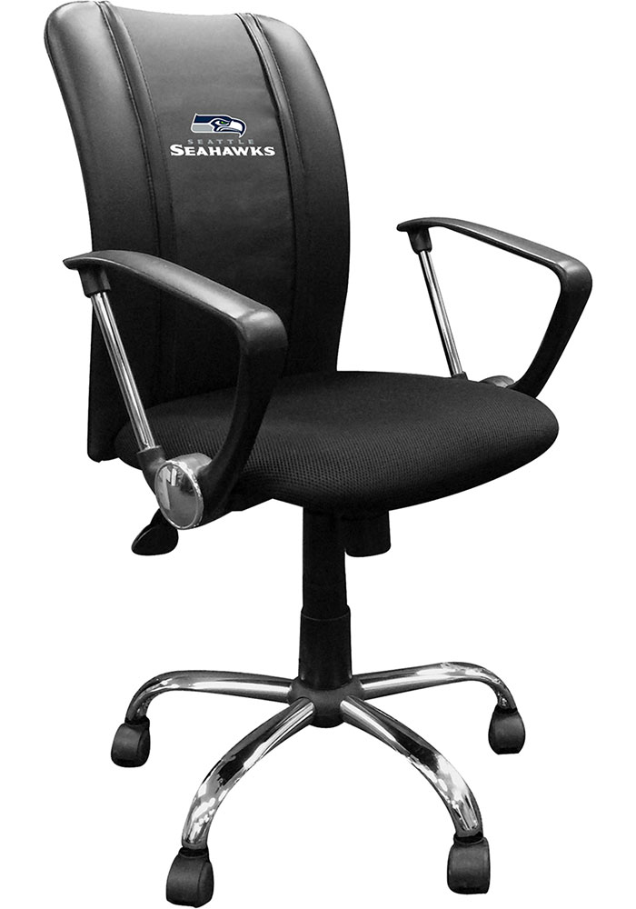 Seattle Seahawks Curve Desk Chair - Image 1