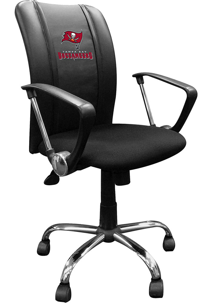 Tampa Bay Buccaneers Curve Desk Chair - Image 1