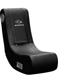 Baltimore Ravens Rocker Purple Gaming Chair
