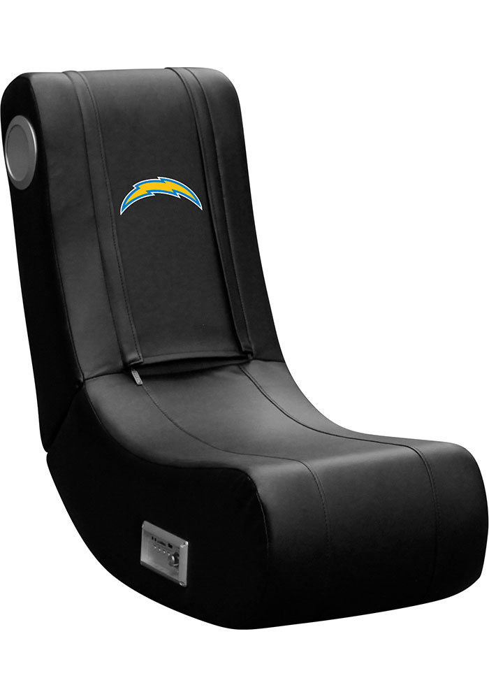 Los Angeles Chargers Rocker Blue Gaming Chair - Image 1