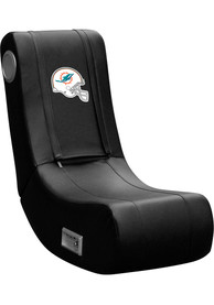 Miami Dolphins Rocker Teal Gaming Chair