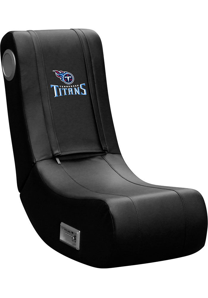 Tennessee Titans Rocker Blue Gaming Chair - Image 1