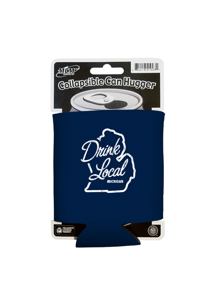Michigan Drink Local Koozie - Image 1