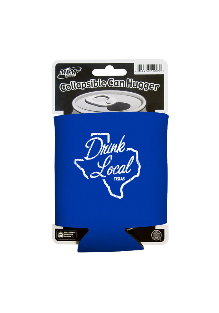 Texas Drink Local Koozie - Image 1