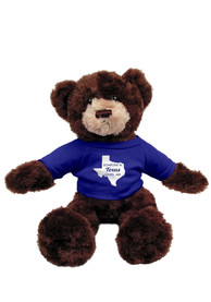 Texas Someone Loves Me State Shape Plush