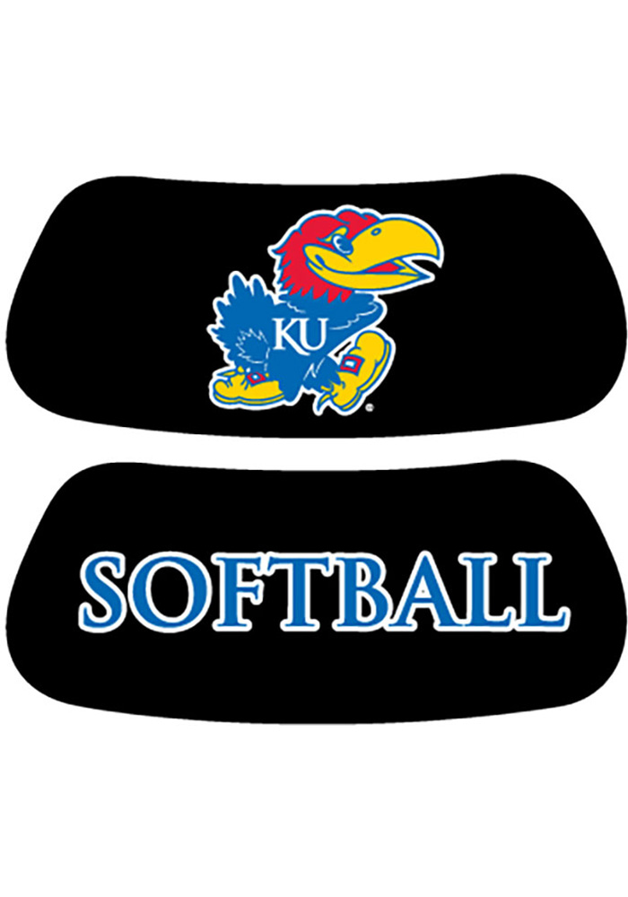 Kansas Jayhawks Eyeblack Tattoo