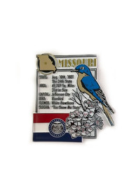 Missouri State Facts Magnet