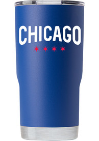 Chicago Stars 20oz Stainless Steel Tumbler - Blue