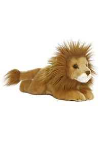 Detroit Lion 11 inch Plush