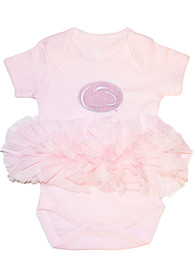 Penn State Nittany Lions Baby Tutu One Piece - Pink