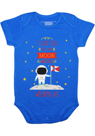 Wichita Baby Blue To the Moon and Back One Piece