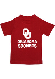 Oklahoma Sooners Infant Playful T-Shirt - Red