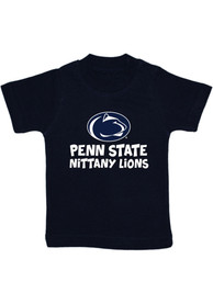 Penn State Nittany Lions Infant Playful T-Shirt - Navy Blue