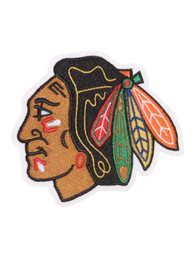Chicago Blackhawks Team Logo Patch