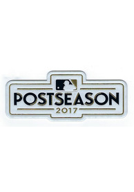 Chicago Cubs 2017 Postseason Patch